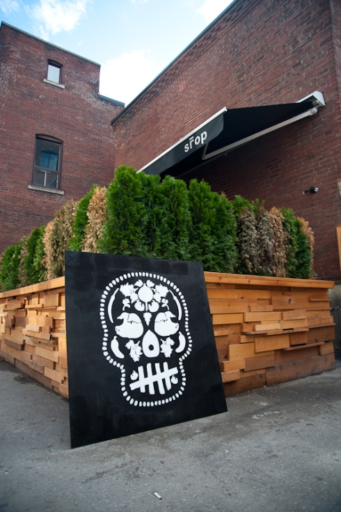 La Carnita Pop-Up Taco Shop at F-Stop in Toronto