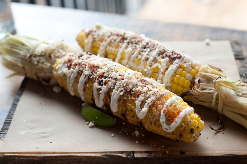 Mexican street corn, La Carnita